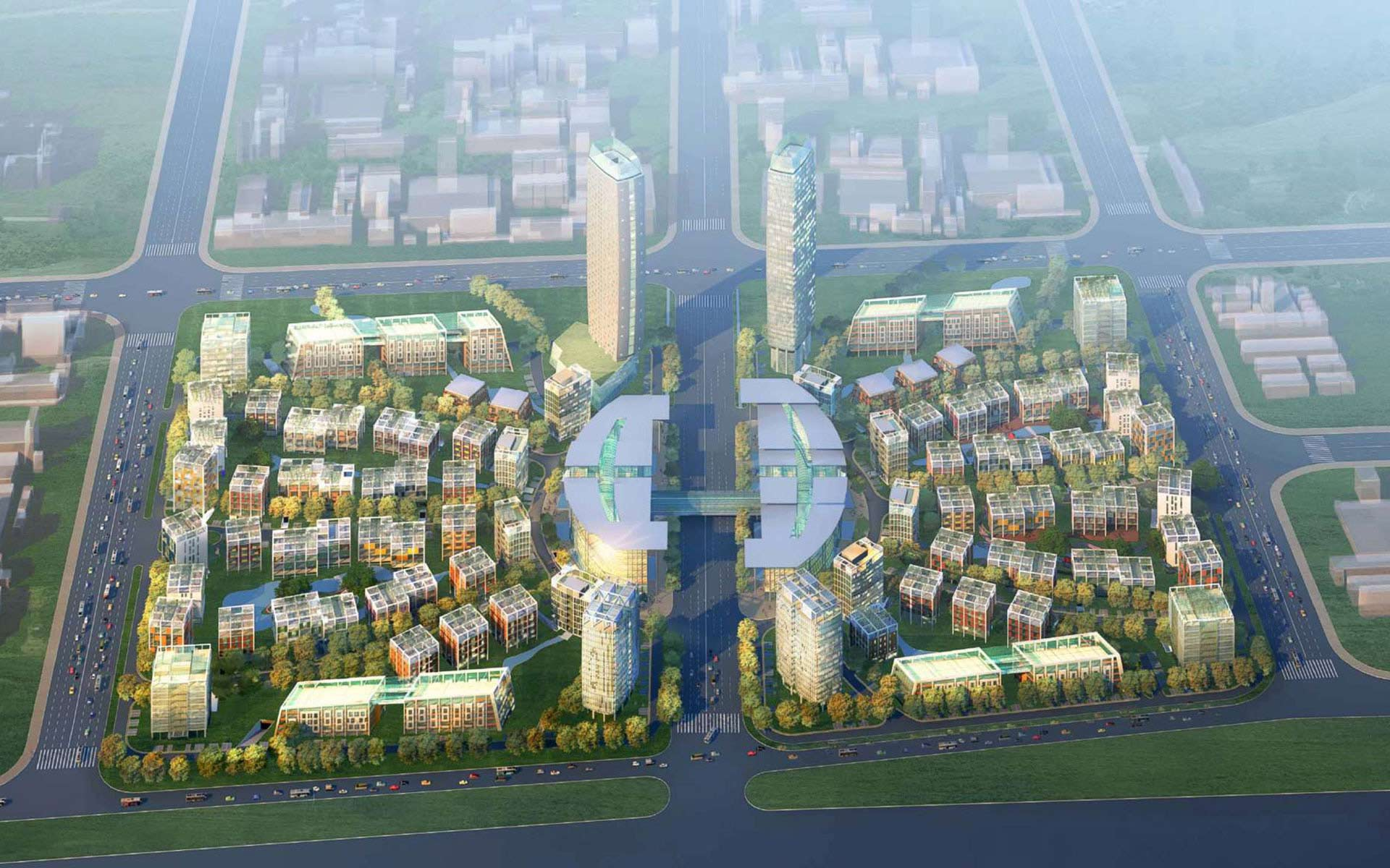 OBERMEYER - Tianjin Internation Business Park