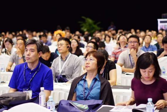 OBERMEYER at BAU congress China 2016 Audience